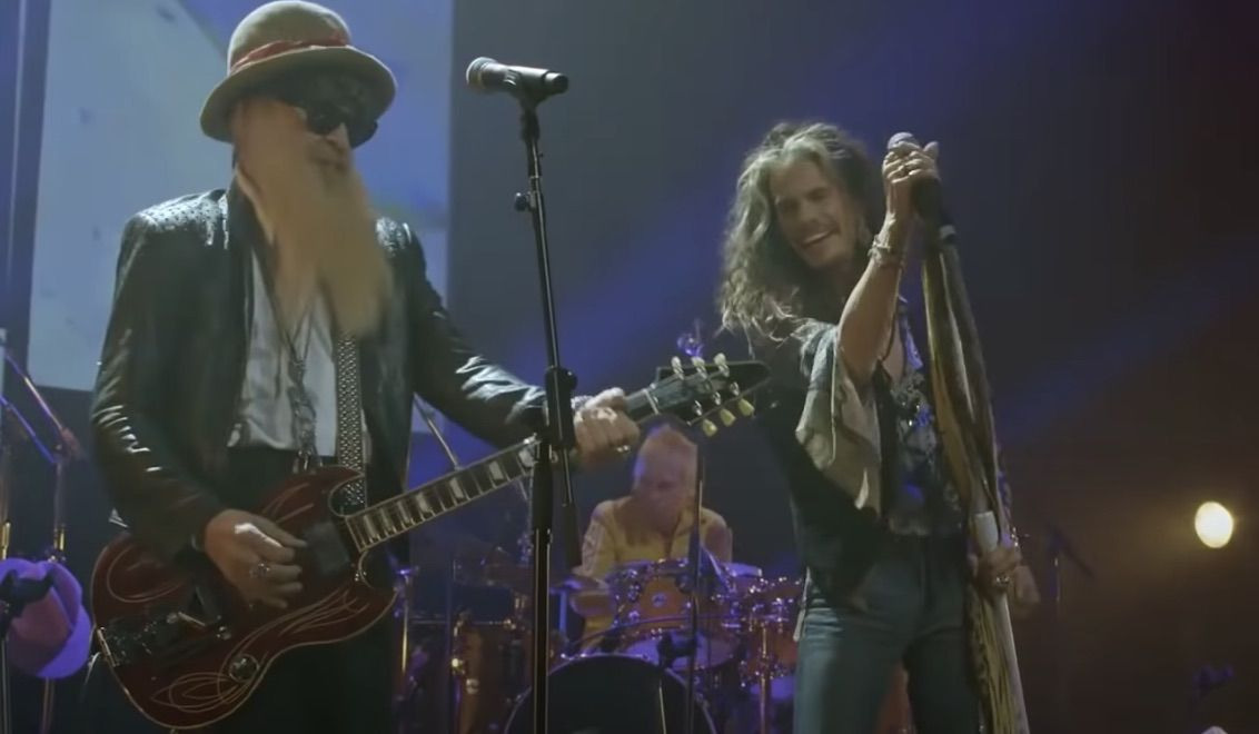 "Watch Billy Gibbons, Steven Tyler, and More Cover Fleetwood Mac's ""Oh Well"""
