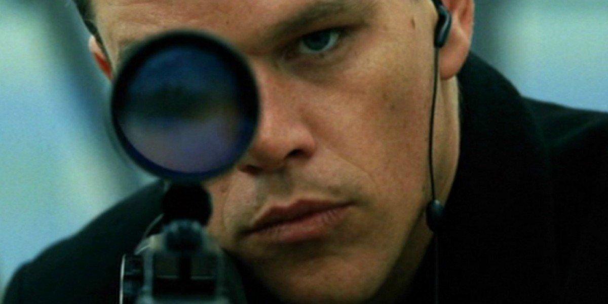Matt Damon - The Bourne Supremacy