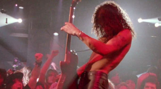 Watch Guns N' Roses' Previously Unreleased