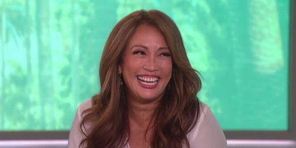 carrie ann inaba the talk cbs