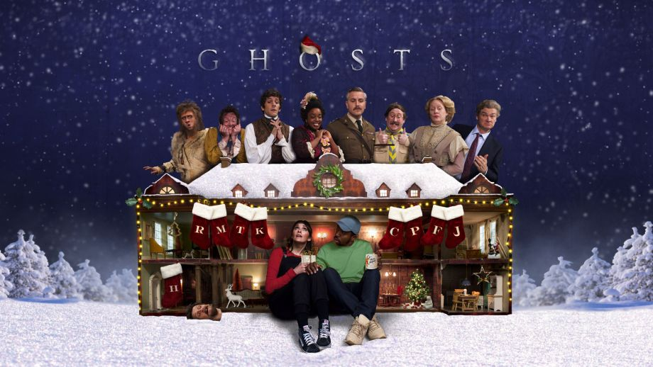 Ghosts Christmas special