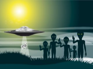 Alien Image UFO documents
