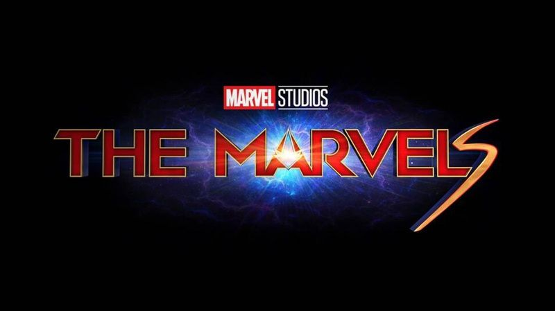 The Marvels gets an stunningly energetic new MCU logo