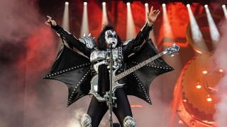 Kiss postpone tour dates as Gene Simmons tests positive for Covid-19