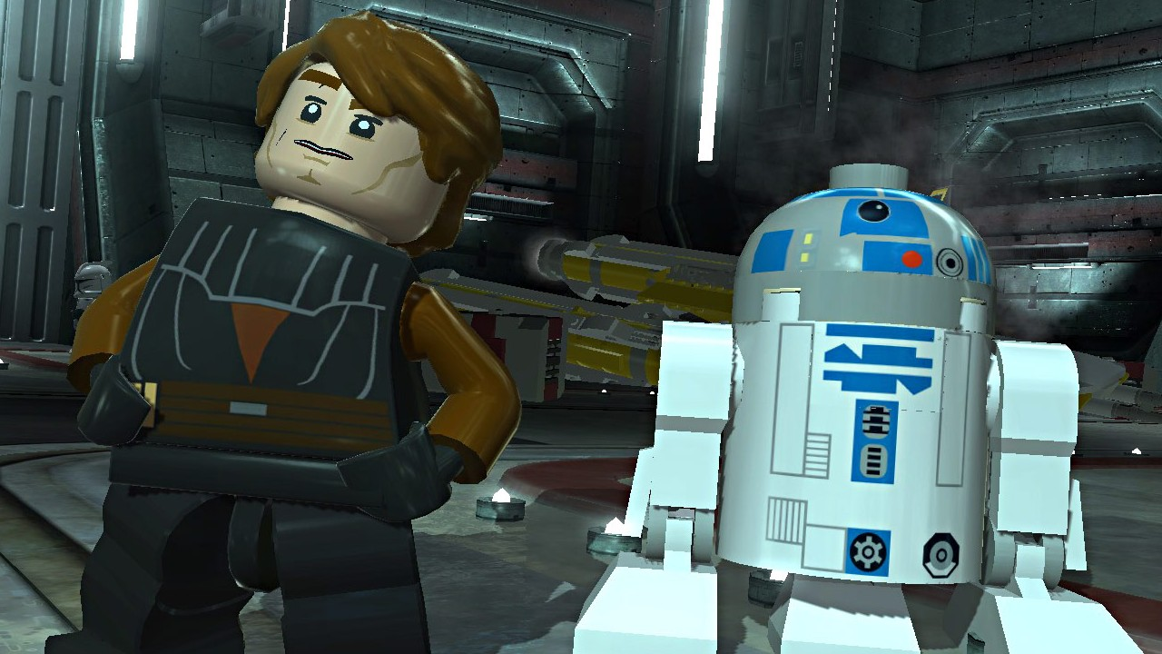 Lego Star Wars Battles Is A New Mobile Strategy Game That Draws From The Entire Saga Gamesradar