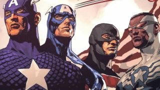 cover of United States of Captain America #5