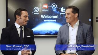 ViewSonic has launched a series of succinct thought leadership video messages presented by Jeff Volpe, president of ViewSonic Americas, as interviewed by Sean Conrad, CEO of the Internet Marketing Association.