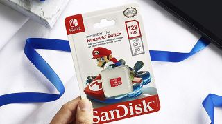 Save 56% on this 128GB Nintendo Switch SD card and never worry about running out of memory again