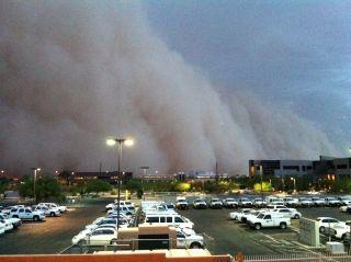 haboob phoenix dust storm