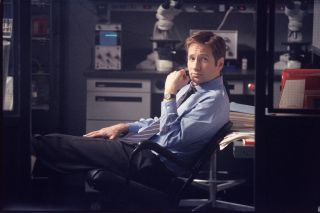 Mulder in X-Files.