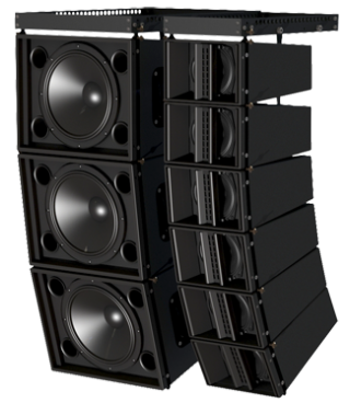 Ambisonic Sound Technologies to Release Modular Line Array Loudspeaker Series