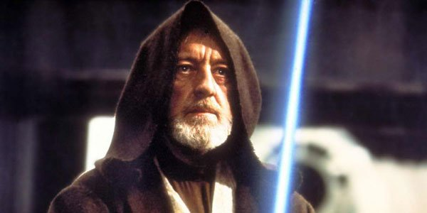 Alec Guinness Obi Wan Star Wars