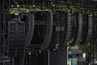 alt-J Uses L-Acoustics at Forest Hills Stadium