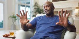 Watch A Fake But Hilarious Last Dance Spoof Of Michael Jordan Watching LeBron James In Space Jam