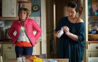 EastEnders Jean Slater and Stacey Fowler