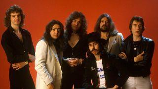 Whitesnake in 1978