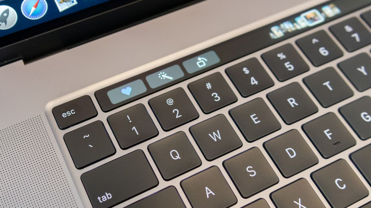 Apple MacBook Pro might get a Touch Bar that you don't actually need to touch