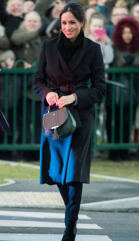 Duchess Meghan inspires Duchess Camilla with stylish accessory
