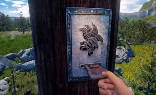 Shenmue 3 bell tower puzzle