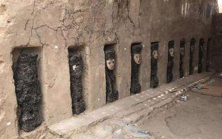 Wooden Idols Peru