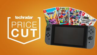 Just Bought A Nintendo Switch Here Are Some Excellent Cyber Monday Game Deals To Get You Started Techradar
