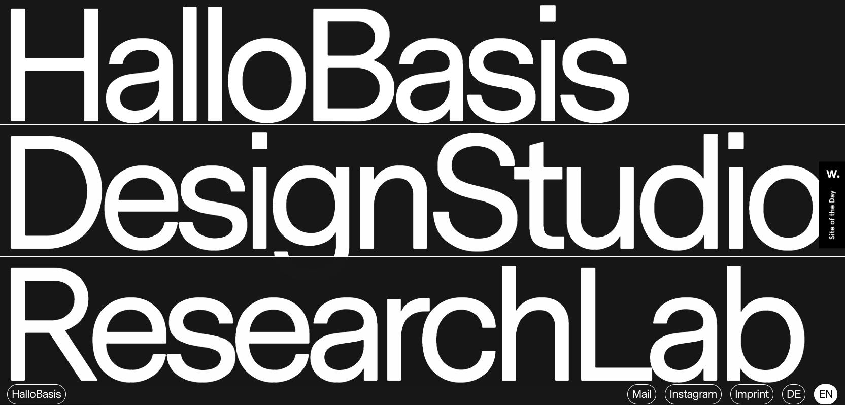 Beautiful examples of minimalist website design   Creative Bloq