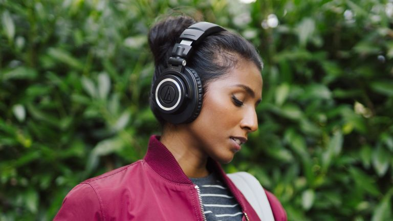 Audio-Technica M50xBT2 wireless headphones Bluetooth