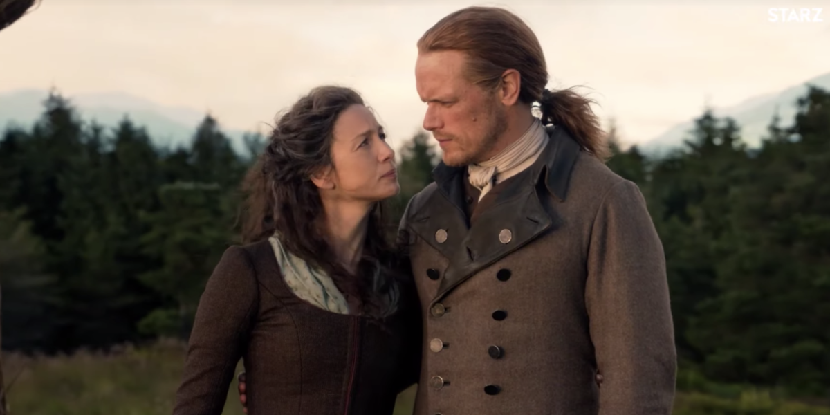 outlander season 5 claire and jamie fraser starz