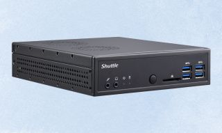 Shuttle XPC slim DA320