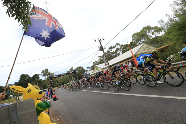 Tour Down Under TV guide 2019