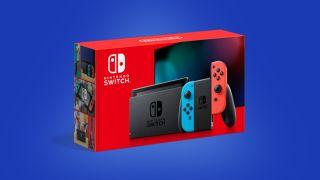 billig nintendo switch tilbud pris salg pakker