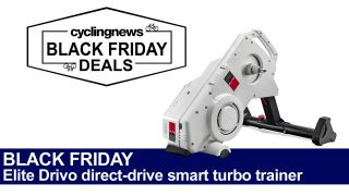 Black Friday cycling deal - elite turbo trainer