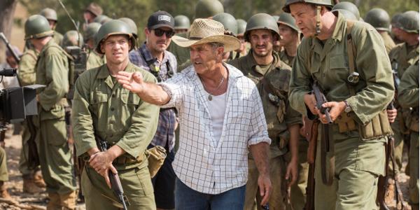 Hacksaw Ridge Mel Gibson