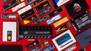 Best SSDs hero
