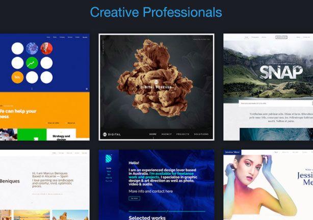 24 Top Class Website Templates Creative Bloq