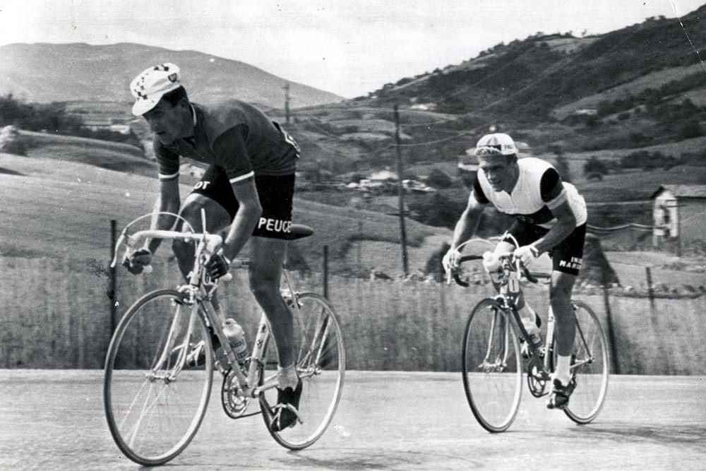 aba31ac7a Tom Simpson s World Championships win  50 years on - Cycling Weekly