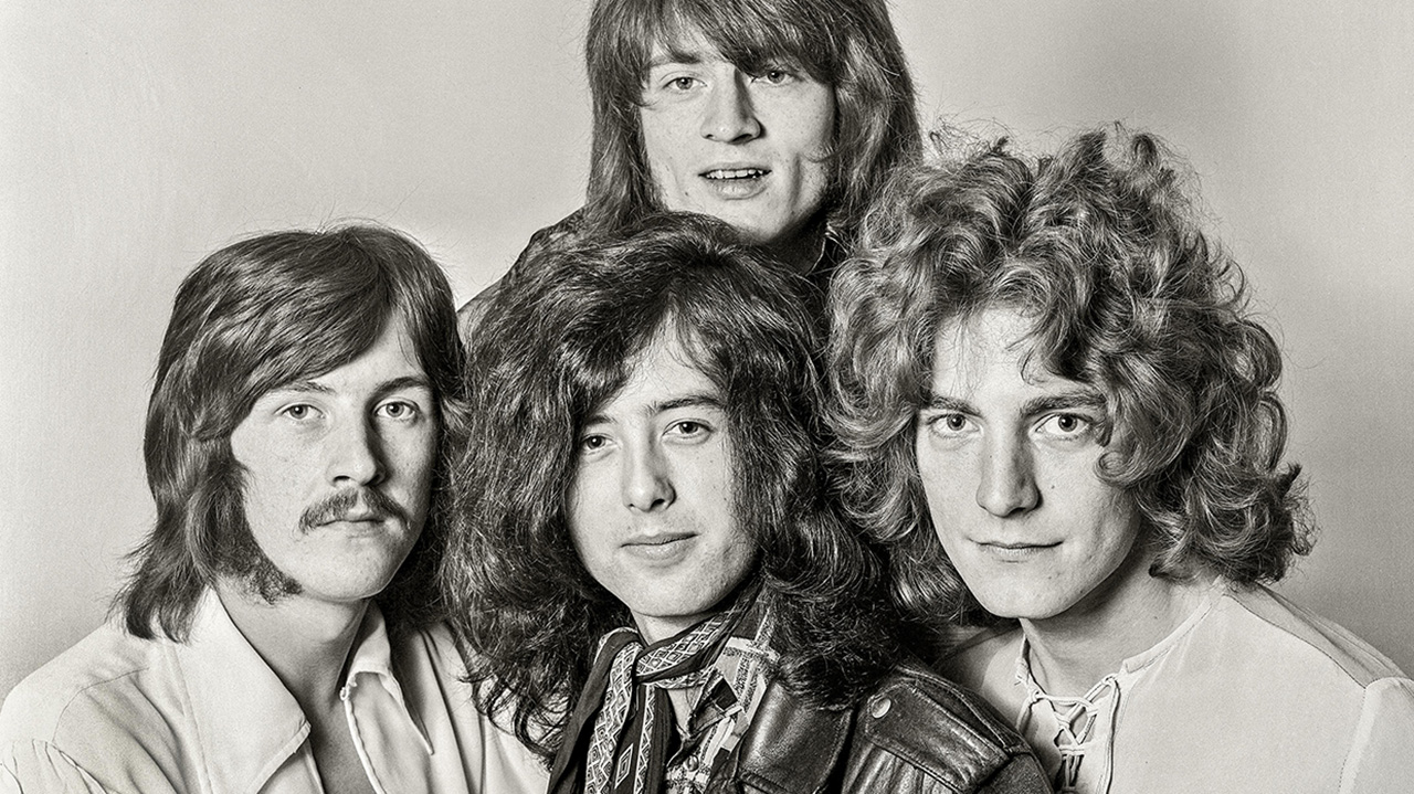 Third episode of Led Zeppelin's history series looks at their first US tour   Louder