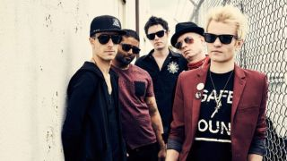 A promotional picture of Sum 41