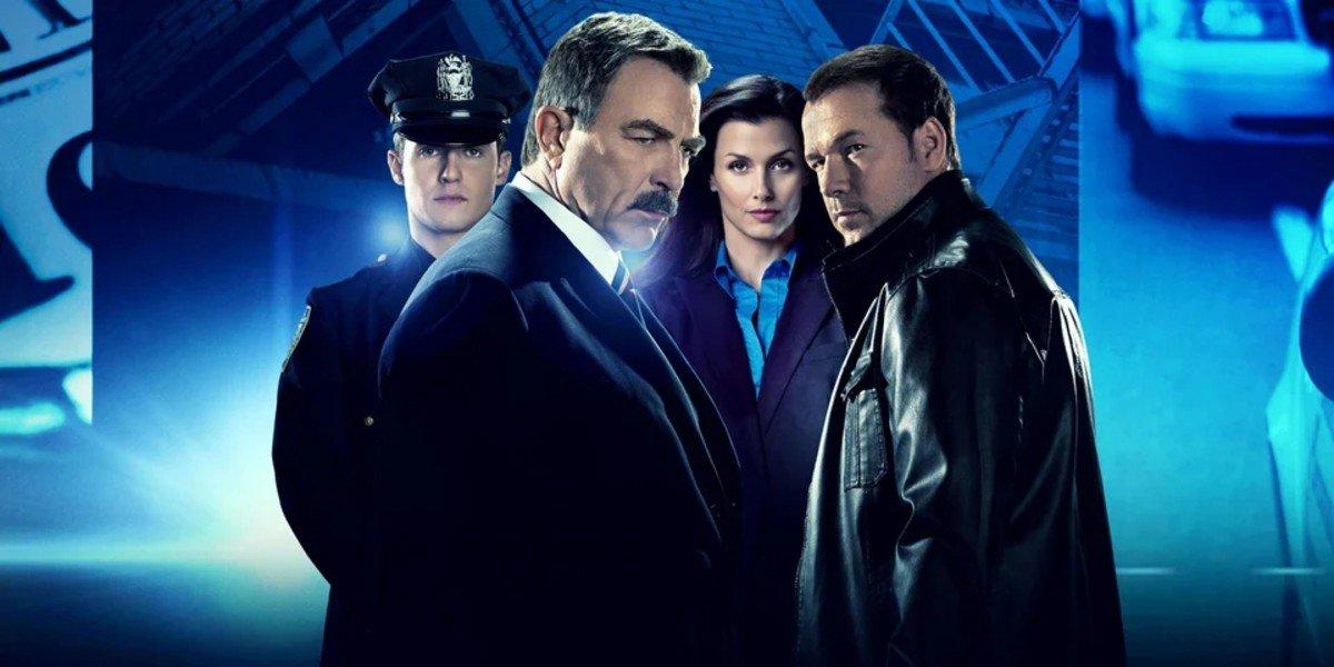 Blue Bloods Poster