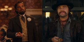 This Django Unchained And Once Upon A Time In Hollywood Theory Doesn't Fully Make Sense, But I Love It Anyway