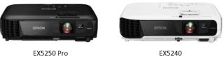 Two New Portable Projectors from Epson