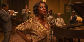 After Gaining Weight For Netflix's Ma Rainey's Black Bottom, Viola Davis Shows Off Incredible  Workout Progress