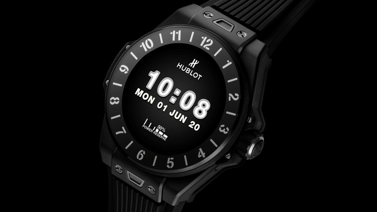 Hublot's Big Bang e is a smartwatch that costs the same as 13 Apple Watches