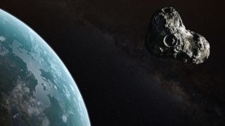 An Asteroid Bigger Than the Empire State Building Will Pass Earth Soon. But Don't Worry. | Live Science