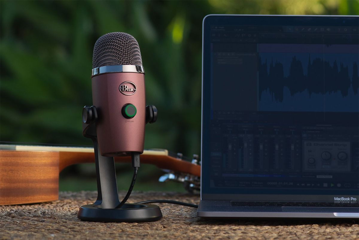 Blue Yeti Nano now on sale for $80, the bottom value but