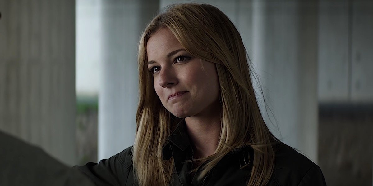 We Finally Know Where Sharon Carter Was During Avengers: Infinity War And Endgame - CINEMABLEND