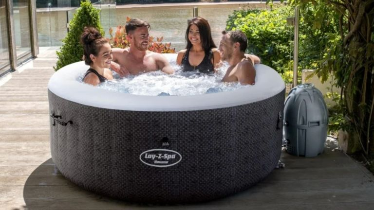 Lay-Z spa hot tub on sale