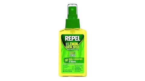 Best insect repellents: Lemon Eucalyptus Repel