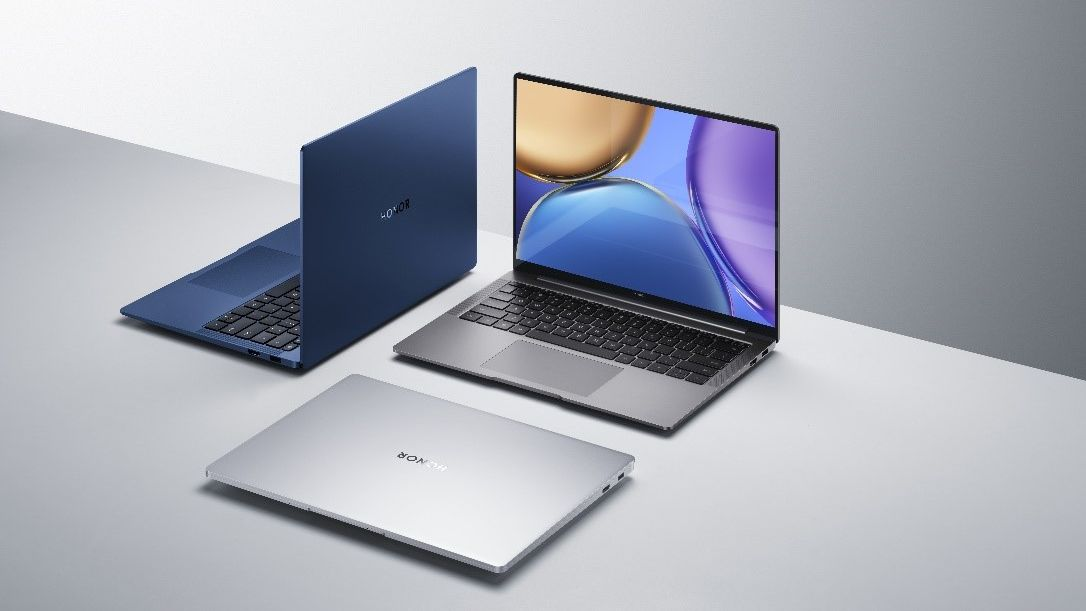 Honor unveils new flagship MagicBook laptops — aims to set 'new benchmark for the premium notebook'