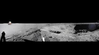 See the Moon Like the Apollo Astronauts with These Epic Panoramic Photos